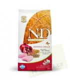 N&D Low Grain Dog Adult Maxi Chicken & Pomegranate 3x12kg