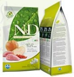 N&D Grain Free DOG Adult Maxi Boar & Apple 3 x 12kg