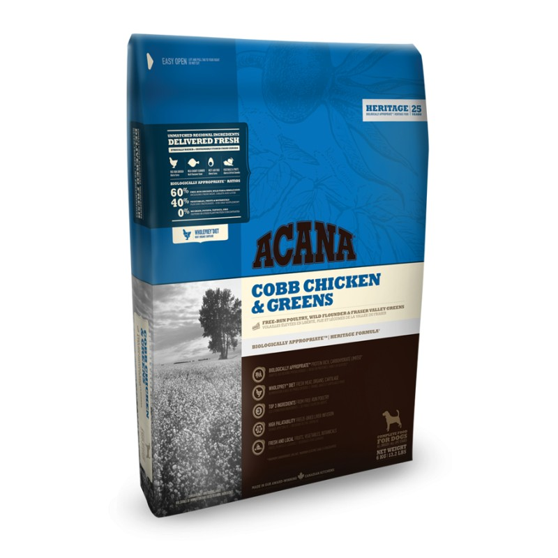 Acana Dog Adult Heritage 2kg