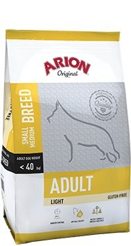 Arion Dog Original Adult Small /Medium Light 12kg