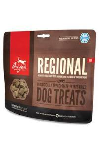 Orijen Dog  pochoutka F-D Regional Red Treats 92g