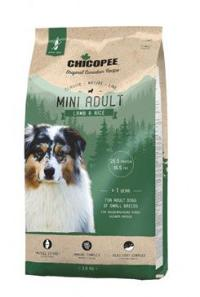 Chicopee CNL Mini Adult Lamb-Rice 2kg