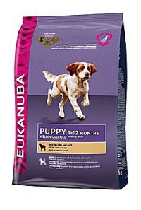 Eukanuba Dog Puppy Large&Giant Lamb&Rice 2,5kg