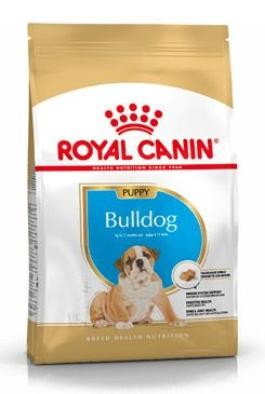 Royal Canin Breed Buldog Puppy/Junior  12kg