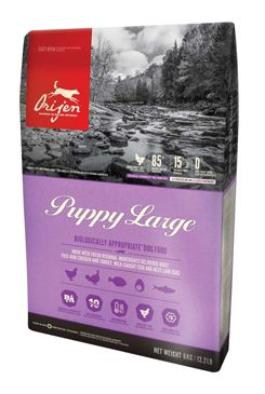 Orijen Dog Puppy Large 2x11,4kg