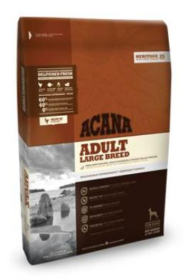 Acana Dog Adult Large Breed Heritage 2x11,4kg