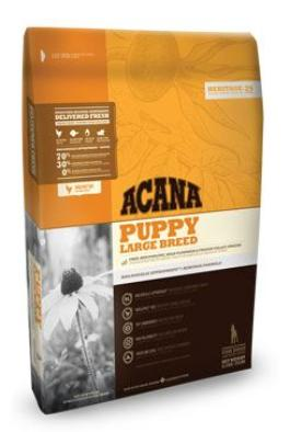 Acana Dog Puppy Large Breed Heritage 2x11,4kg