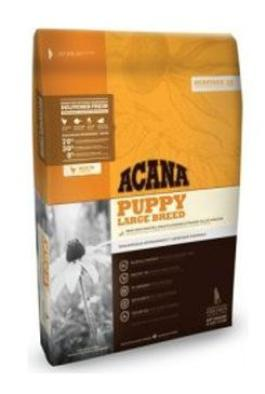 Acana Dog Puppy Large Breed Heritage 2x17kg