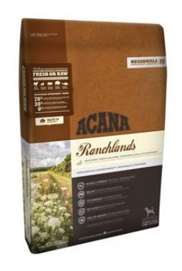 Acana Dog Ranchlands Regionals 2x11,4kg