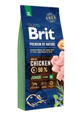 Brit Premium Dog by Nature Junior XL 2x15kg