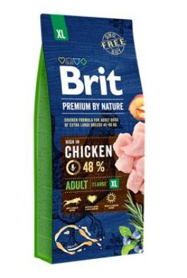 Brit Premium Dog by Nature Adult XL 2x15kg