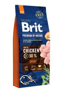 Brit Premium Dog by Nature Sport 2x15kg