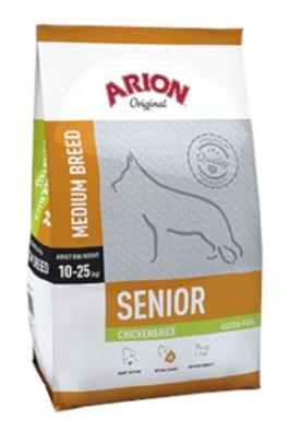 Arion Dog Original Senior Chicken Rice 12kg
