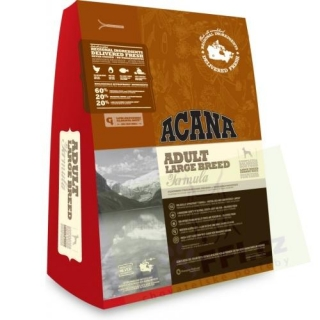 Acana Dog Adult Large Breed Heritage 2 x 17 kg
