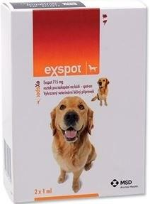 Exspot spot on 2x1ml