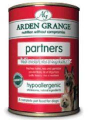 Arden Grange Partners Dog Chicken Rice konz.  395g